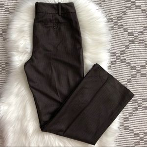 Ann Taylor Brown Business Trousers 6